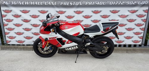 1999 Yamaha YZF750 R7 OW02 Super Sports For Sale (picture 2 of 6)