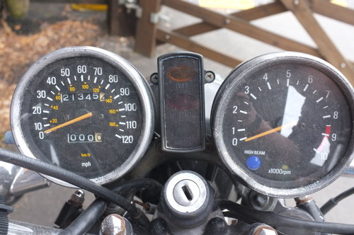 Yamaha RD400 RD 400 F Daytona Special 1979 Barn Find Restora For Sale (picture 4 of 5)