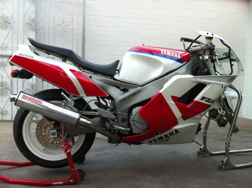 1991 yamaha fzr1000  For Sale (picture 6 of 6)