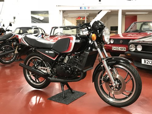 1985 Yamaha RD250 LC - 4L1 - SOLD SIMILAR REQUIRED For Sale (picture 1 of 6)