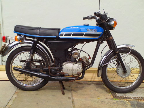 1977 YAMAHA FS1E (FS1E A) SOLD (picture 1 of 5)