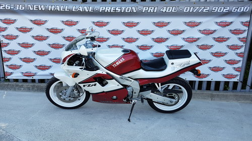 1990 Yamaha FZR250RR Ex-Up 3LN Sports Classic For Sale (picture 3 of 6)