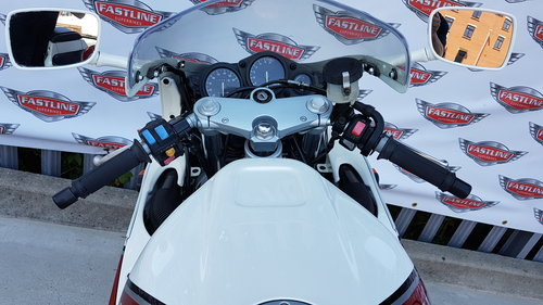 1990 Yamaha FZR250RR Ex-Up 3LN Sports Classic For Sale (picture 5 of 6)