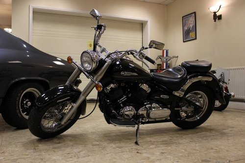 2004 Yamaha Dragstar XVS650A Classic SOLD (picture 4 of 6)