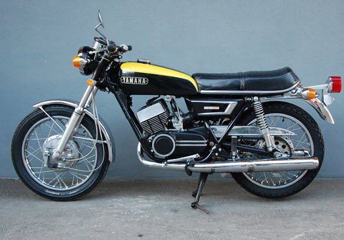 1974 Yamaha RD250 RD350 DS7 etc. 2stroke Collection 5 Bikes - One SOLD (picture 1 of 6)