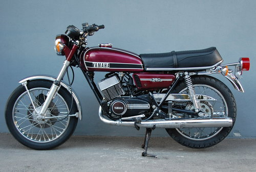 1974 Yamaha RD250 RD350 DS7 etc. 2stroke Collection 5 Bikes - One SOLD (picture 3 of 6)