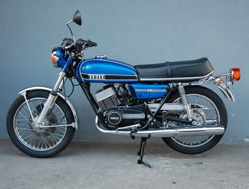 1974 Yamaha RD250 RD350 DS7 etc. 2stroke Collection 5 Bikes - One SOLD (picture 4 of 6)