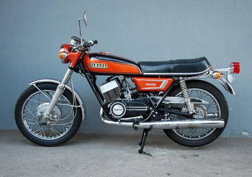 1974 Yamaha RD250 RD350 DS7 etc. 2stroke Collection 5 Bikes - One SOLD (picture 5 of 6)