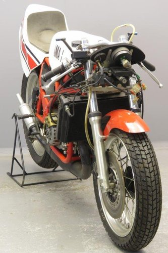 Yamaha 1985 TZ 250 racer SOLD (picture 5 of 6)