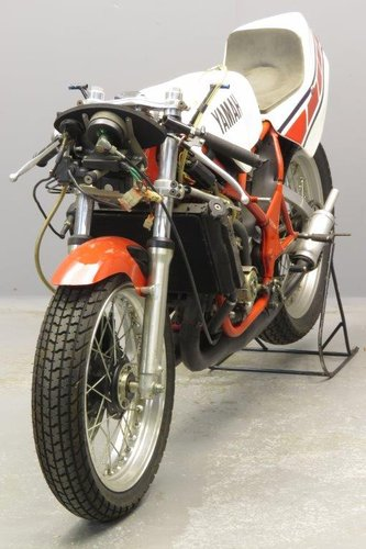 Yamaha 1985 TZ 250 racer SOLD (picture 6 of 6)