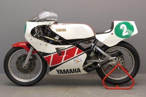 Yamaha 1981 TZ 250 racer SOLD (picture 2 of 6)