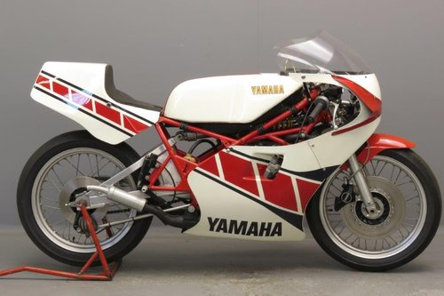 Yamaha 1984 TZ 250 racer SOLD (picture 1 of 6)
