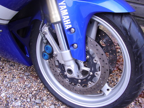 Yamaha YZF-R1 4XV (2 owners, 2200 miles) 1999 T Reg For Sale (picture 5 of 6)