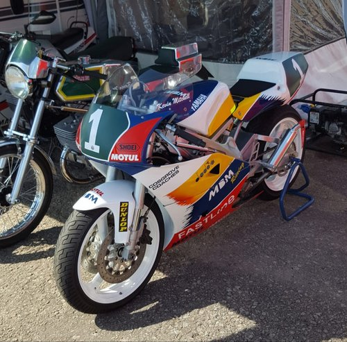1993 Yamaha TZ250 4DP 2 Stroke Race Bike For Sale (picture 2 of 4)
