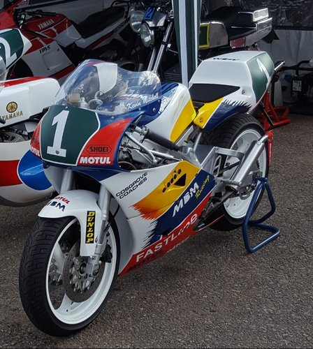 1993 Yamaha TZ250 4DP 2 Stroke Race Bike For Sale (picture 4 of 4)