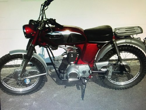 1971 Yamaha 100cc LT5A  classic 2 stroke For Sale (picture 2 of 3)