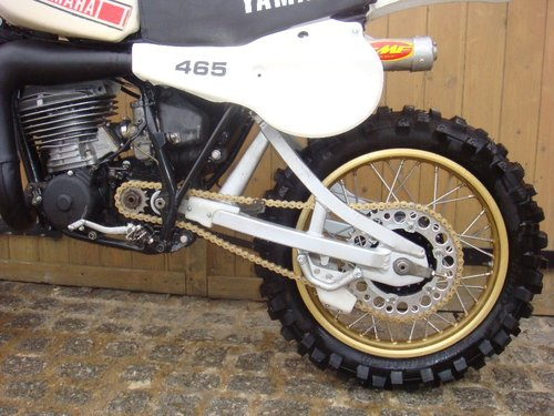 1980 YZ 465 2 STROKE IMMACULATE For Sale (picture 3 of 6)