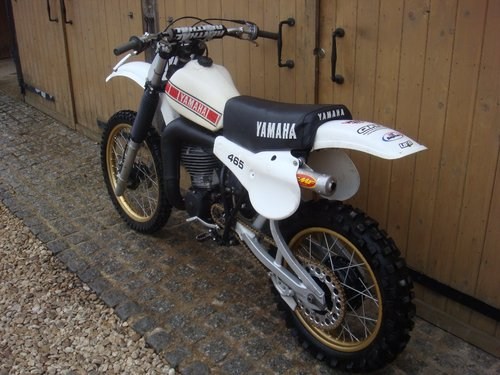 1980 YZ 465 2 STROKE IMMACULATE For Sale (picture 4 of 6)