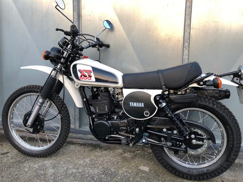 1978 YAMAHA XT 500 TRAIL TRIAL RARE ENDURO CONCOURSE! £9995 PX For Sale (picture 4 of 6)