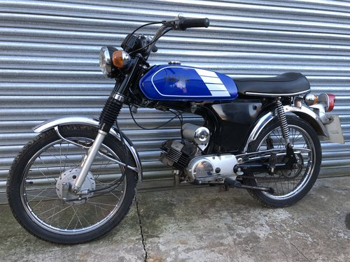 1980 YAMAHA FS1E FIZZY SIMPLY LOVELY 50CC MOPED £2495 ONO For Sale (picture 2 of 4)