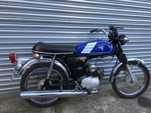 1980 YAMAHA FS1E FIZZY SIMPLY LOVELY 50CC MOPED £2495 ONO For Sale (picture 4 of 4)