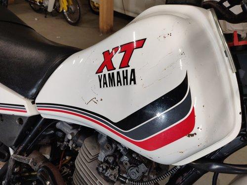 1983 Yamaha XT550 550 XT 550XT XT 550 For Sale (picture 3 of 6)