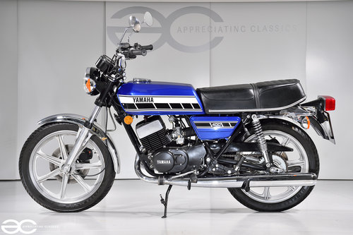 1976 A Splendid Yamaha RD400C in Superb Condition Throughout SOLD (picture 1 of 6)