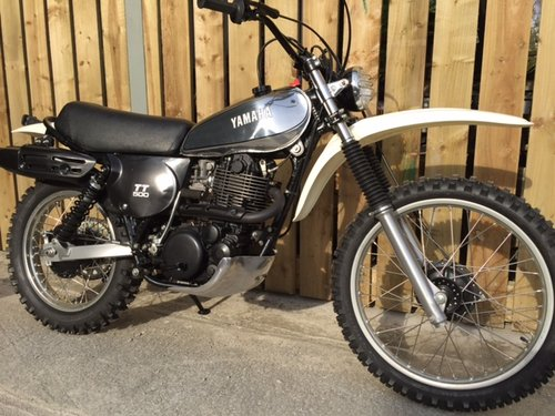 1981 YAMAHA TT XT 500 TRAIL TRIAL RARE ENDURO CONCOURSE! £9995 PX For Sale (picture 6 of 6)