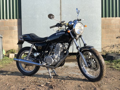 Yamaha SR 500 1978 Custom Trip  For Sale (picture 1 of 6)