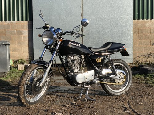 Yamaha SR 500 1978 Custom Trip  For Sale (picture 2 of 6)
