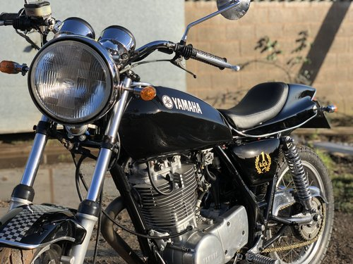 Yamaha SR 500 1978 Custom Trip  For Sale (picture 3 of 6)