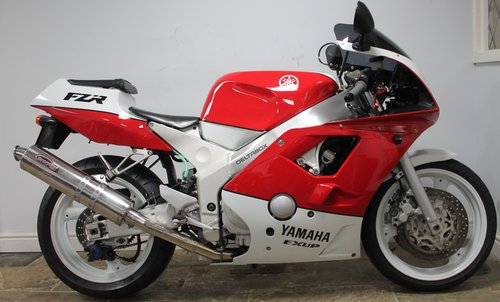 1990 Yamaha FZR 400 RR 3TJ  29,000 miles Excellent  For Sale (picture 1 of 6)