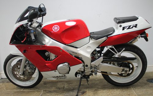 1990 Yamaha FZR 400 RR 3TJ  29,000 miles Excellent  SOLD (picture 4 of 6)