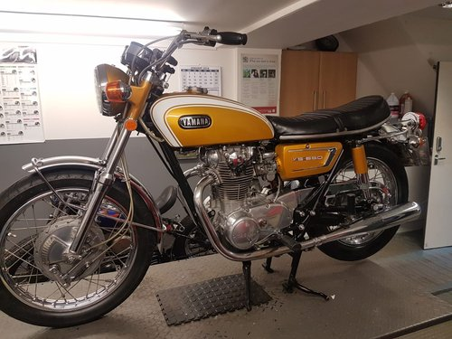 1971 Yamaha xs650 1B for sale For Sale (picture 1 of 6)