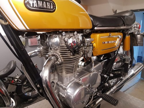 1971 Yamaha xs650 1B for sale For Sale (picture 2 of 6)
