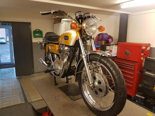 1971 Yamaha xs650 1B for sale For Sale (picture 6 of 6)