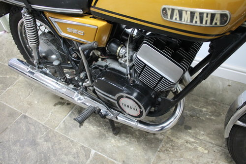 1972 Yamaha YDS7 Original UK example  Excellent Condition  SOLD (picture 3 of 6)