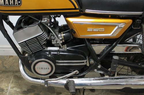 1972 Yamaha YDS7 Original UK example  Excellent Condition  SOLD (picture 6 of 6)