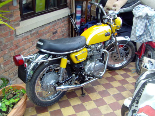 1970 yamaha xs1b For Sale (picture 1 of 6)