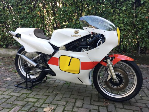 Yamaha TZ 500 J 1982 For Sale (picture 1 of 6)