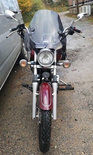 FANTASTIC 2002 YAMAHA XVS250 DRAGSTAR, 22775 MILES For Sale (picture 3 of 6)