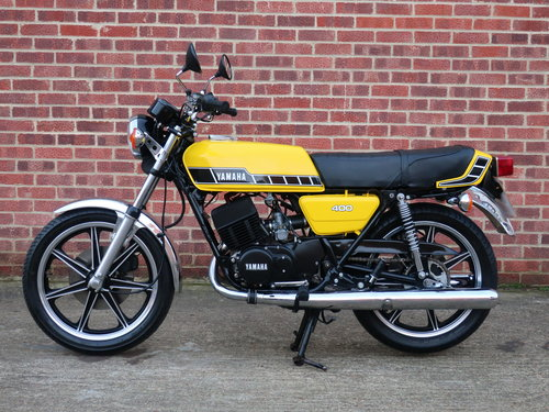 1977 Yamaha RD400 For Sale (picture 4 of 6)