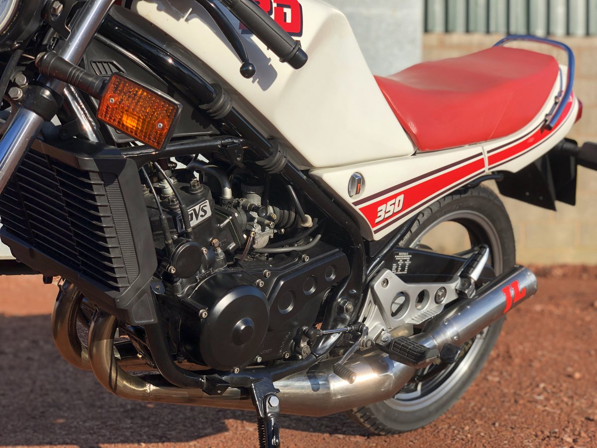 1985 Yamaha RD 350 YPVS N1. A Matching Numbers UK Example For Sale (picture 4 of 6)