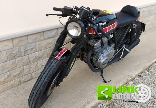 Yamaha XS 500 Cafè Racer, anno 1980, perfettamente restaura For Sale (picture 1 of 6)