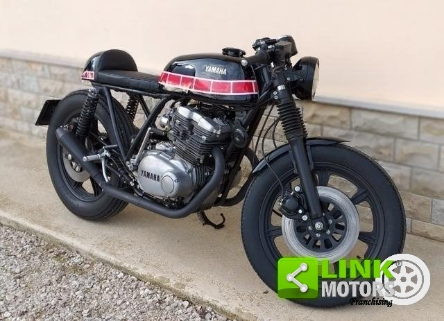 Yamaha XS 500 Cafè Racer, anno 1980, perfettamente restaura For Sale (picture 2 of 6)