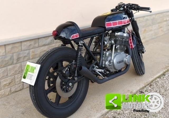Yamaha XS 500 Cafè Racer, anno 1980, perfettamente restaura For Sale (picture 4 of 6)