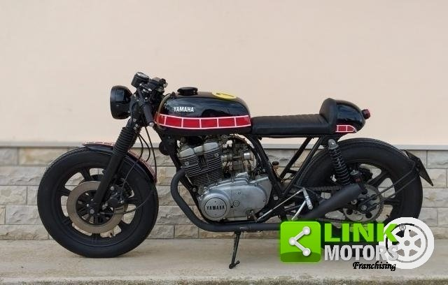 Yamaha XS 500 Cafè Racer, anno 1980, perfettamente restaura For Sale (picture 5 of 6)