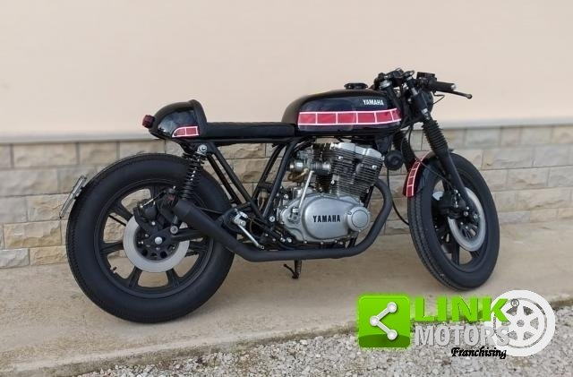 Yamaha XS 500 Cafè Racer, anno 1980, perfettamente restaura For Sale (picture 6 of 6)