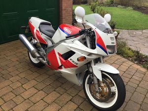 1991 Excellent condition UK bike