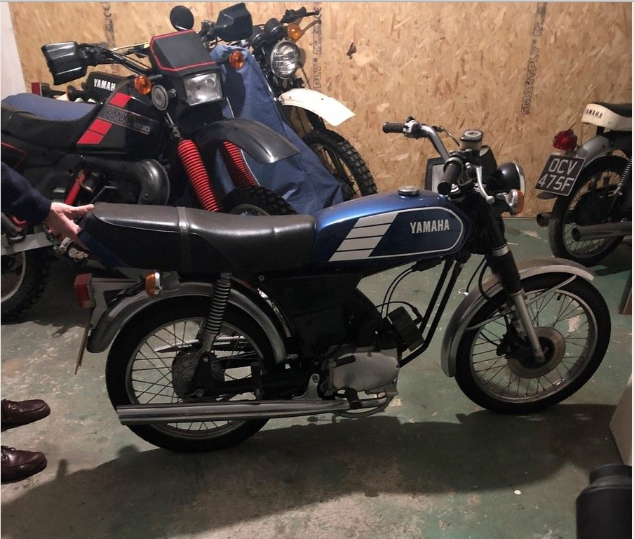 1982 yamaha fs1e For Sale (picture 1 of 5)